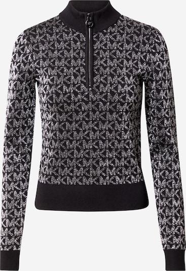 MICHAEL Michael Kors Trui in de kleur Zwart / Zilver, Productweergave