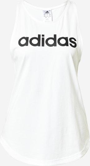 ADIDAS ORIGINALS Sporttop in schwarz / weiß, Produktansicht