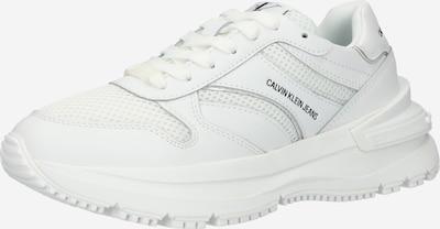 Calvin Klein Jeans Σνίκερ χαμηλό σε λευκό, Άποψη προϊόντος