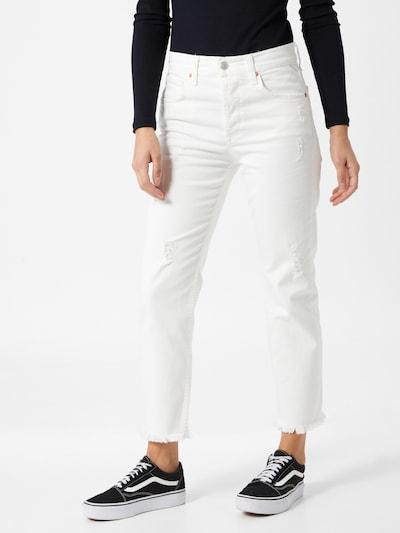 REPLAY Jeans 'Maijke' in weiß, Modelansicht