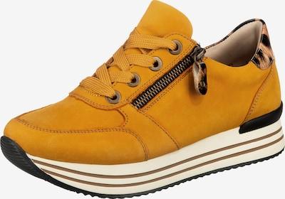 REMONTE Sneaker in goldgelb, Produktansicht