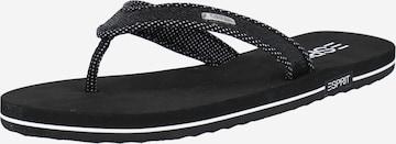 Séparateur d'orteils ESPRIT en noir