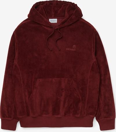 Carhartt WIP Sweatshirt in weinrot, Produktansicht