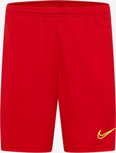 NIKE Športové nohavice - svetlooranžová / červená, Produkt