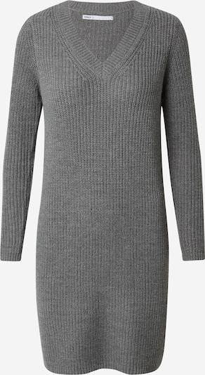 Megzta suknelė 'MELTON' iš ONLY, spalva – akmens, Prekių apžvalga