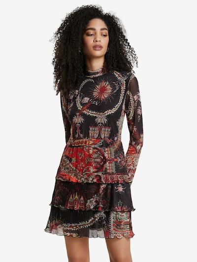 Rochie 'BERLIN' Desigual pe mai multe culori / negru, Vizualizare model