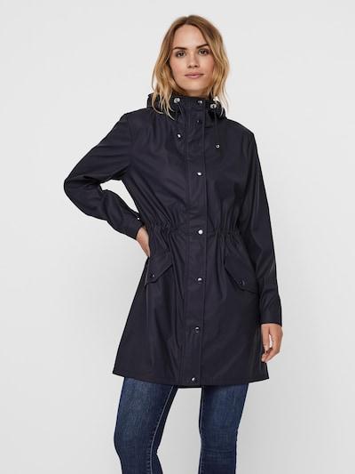VERO MODA Přechodný kabát - tmavě modrá, Model/ka