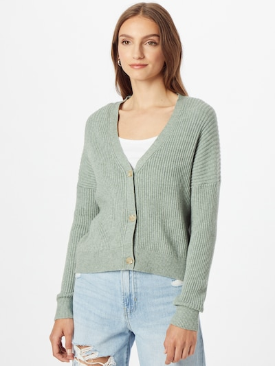 ONLY Knit Cardigan 'KATIA' in Mint, View model