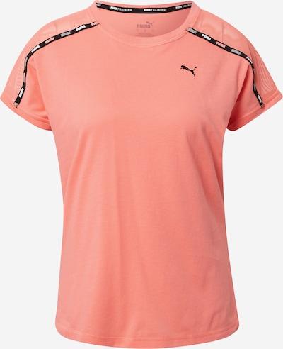 PUMA Sportshirt in lachs / schwarz, Produktansicht