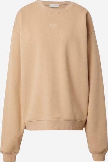 LeGer by Lena Gercke Sweat-shirt 'Indra' en beige, Vue avec produit