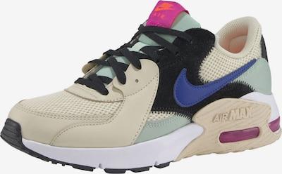 Nike Sportswear Sneaker 'Air Max Excee Air Max Day Pa' in beige / dunkelblau / hellgrün / dunkelpink / schwarz / weiß, Produktansicht