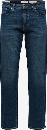 SELECTED HOMME Jeans 'Scott' in de kleur Donkerblauw, Productweergave