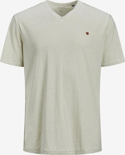 JACK & JONES T-Shirt en gris clair, Vue avec produit