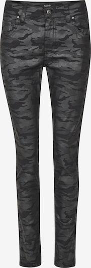 Angels Jeans in grau / schwarz, Produktansicht