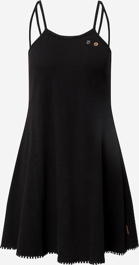 Ragwear Robe d'été 'SERAFINA' en noir, Vue avec produit