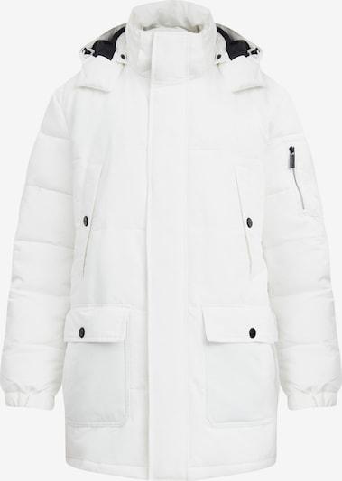 Finn Flare Kurzmantel in weiß, Produktansicht