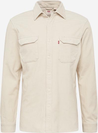 LEVI'S Bayerisk skjorte 'Jackson Worker' i beige, Produktvisning