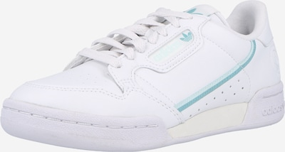 ADIDAS ORIGINALS Sneakers 'CONTINENTAL 80' in Turquoise / White, Item view