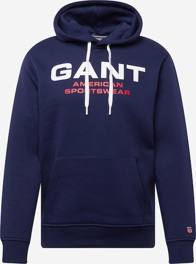 GANT Sweatshirt 'D2. RETRO SHIELD' in blau / rot / weiß, Produktansicht