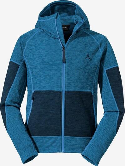 Jachetă  fleece funcțională 'Cambrai' Schöffel pe bleumarin / albastru pastel, Vizualizare produs