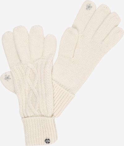 ESPRIT Full finger gloves in off white, Item view