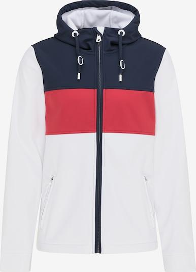DreiMaster Maritim Jacke in dunkelblau / rot / weiß, Produktansicht