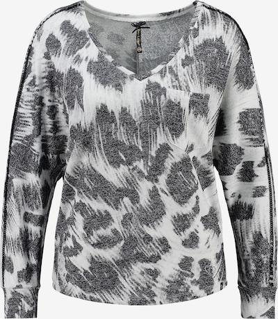 Key Largo Shirt in schwarz / weiß, Produktansicht