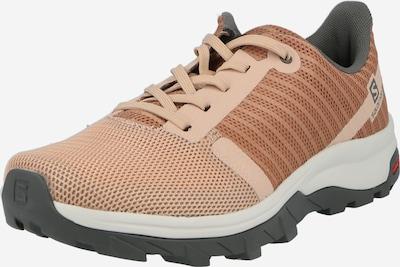 SALOMON Chaussure basse 'OUTBOUND PRISM' en beige clair / gris foncé / poudre, Vue avec produit
