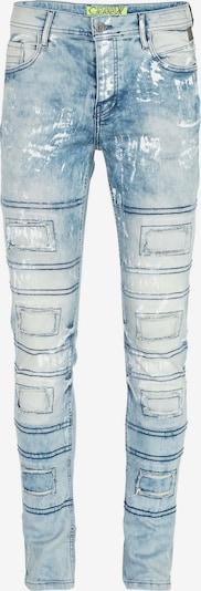 CIPO & BAXX Jeans 'Nomad' in blau, Produktansicht
