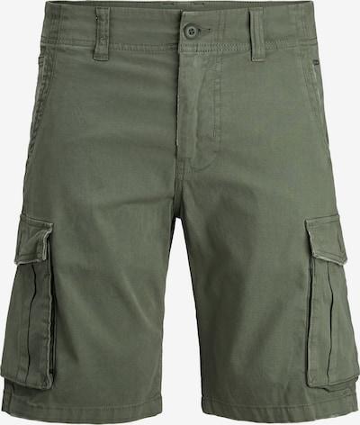 khaki JACK & JONES Cargo nadrágok 'Zack', Termék nézet