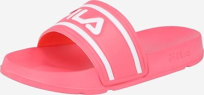 FILA Strand-/badschoen in de kleur Pink / Wit, Productweergave