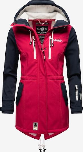 Cappotto funzionale 'Zimtzicke' MARIKOO di colore navy / rosa / bianco, Visualizzazione prodotti