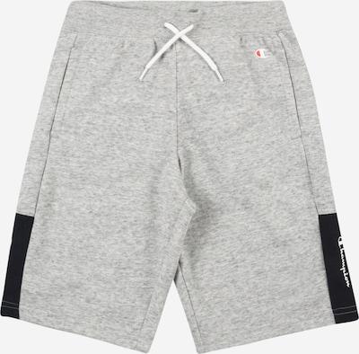 Champion Authentic Athletic Apparel Broek in de kleur Grijs / Zwart / Wit, Productweergave