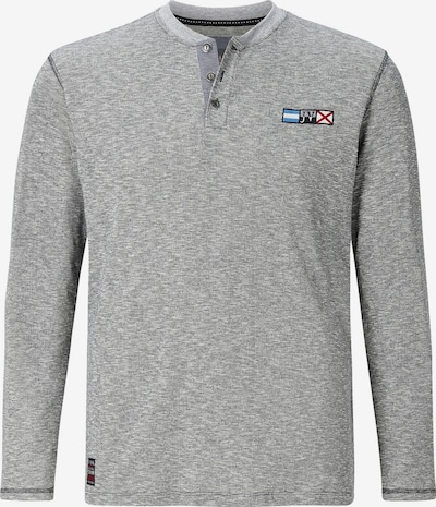 Jan Vanderstorm Sweatshirt 'Kennon' in grau, Produktansicht