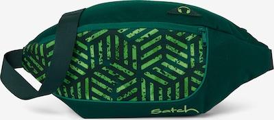 Satch Gürteltasche in grün / tanne, Produktansicht