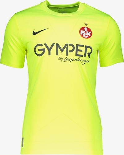 1. FC Kaiserslautern Trikot in gelb, Produktansicht