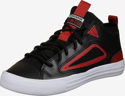 CONVERSE Sneaker 'Chuck Taylor All Star' in rot / schwarz, Produktansicht