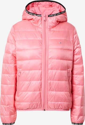 Tommy Jeans Jacke in rosa / schwarz / weiß, Produktansicht
