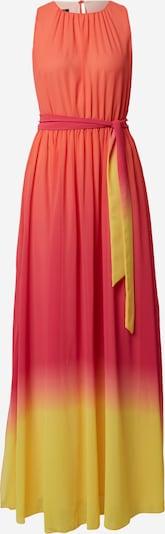 APART Вечерна рокля в жълто / розово / оранжево-червено, Преглед на продукта