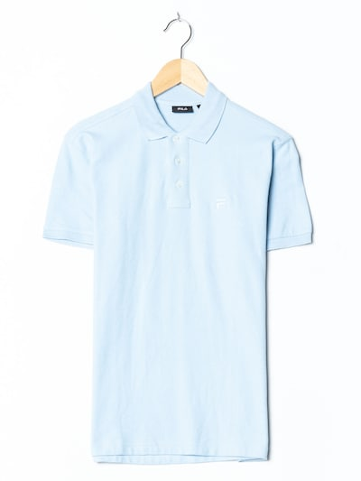 FILA Polohemd in M in hellblau, Produktansicht