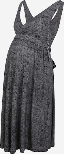 BELLYBUTTON Kleid in anthrazit / weiß, Produktansicht