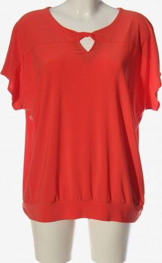 Bianca Kurzarm-Bluse in XXXL in rot, Produktansicht
