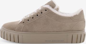 Kennel & Schmenger Sneaker 'SUN' in Beige