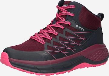 HI-TEC Boots 'TRAIL DESTROYER' in Purple