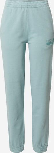 HUGO Broek in de kleur Pastelgroen, Productweergave