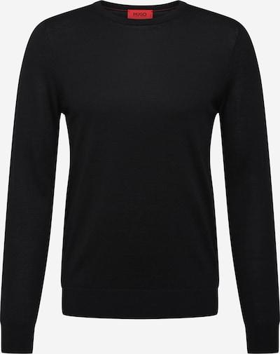 HUGO Trui 'San Lorenzo 2' in de kleur Zwart, Productweergave