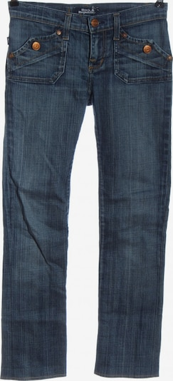 Rock & Republic Straight-Leg Jeans in 27-28 in blau, Produktansicht