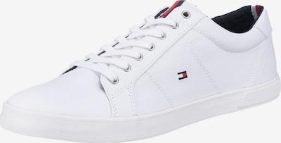 TOMMY HILFIGER Sneaker in dunkelblau / feuerrot / weiß, Produktansicht