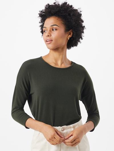 Marškinėliai 'GLAMOUR' iš ONLY , spalva - tamsiai žalia: Vaizdas iš priekio