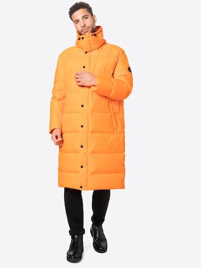 Michael Kors Płaszcz zimowy w kolorze pomarańczowym, Podgląd na modelu(-ce)